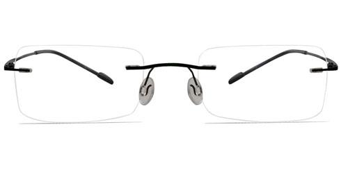 Designer Rimless Eyeglasses - Rimless Frames Online | Optically USA