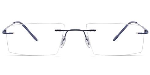 Designer Rimless Eyeglasses - Rimless Frames Online ...